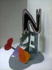 Sculpture prénom